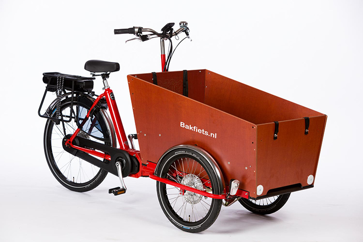 Bakfiets nl Classic Smal Steps
