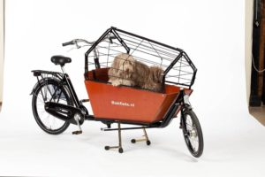 Bakfiets.NL Dog cage