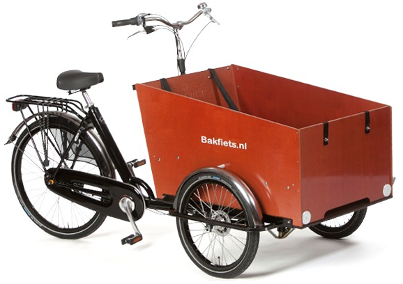 Bakfiets bred