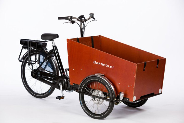 Bakfiets nl Classic Bred E